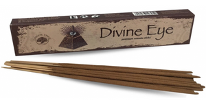 Green Tree Incense 15 gr - Divine Eye