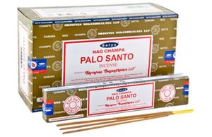 Satya Palo Santo 15gms Incense Sticks