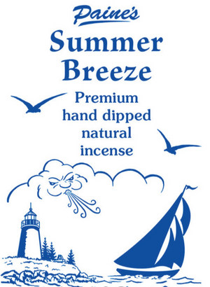 20 Summer Breeze Scented Long Stick Incense