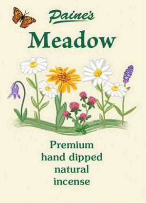 20 Meadow Scented Long Stick Incense