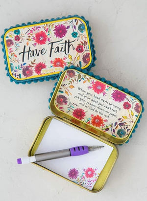 Have Faith ~ Prayer Box
