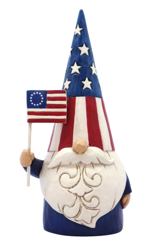 American Gnome by Jim Shore Heartwood Creek