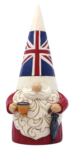 British Gnome by Jim Shore Heartwood Creek