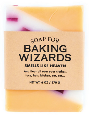 Soap for Baking Wizards ~ Smells Like Heaven