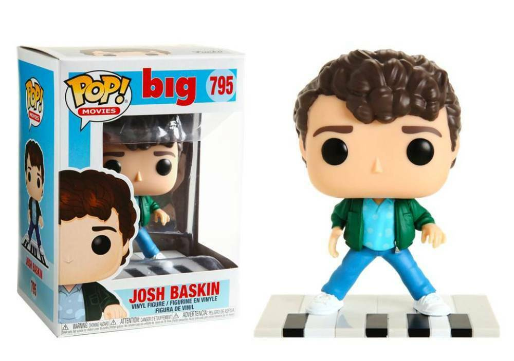 Funko Pop Vinyl Figurine Josh Baskin on Piano #795 - Big