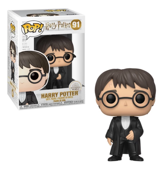 Funko Pop Vinyl Figurine Harry Potter Yule Outfit