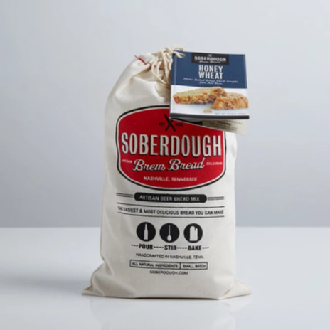 Soberdough Brew Bread ~ Honey Wheat