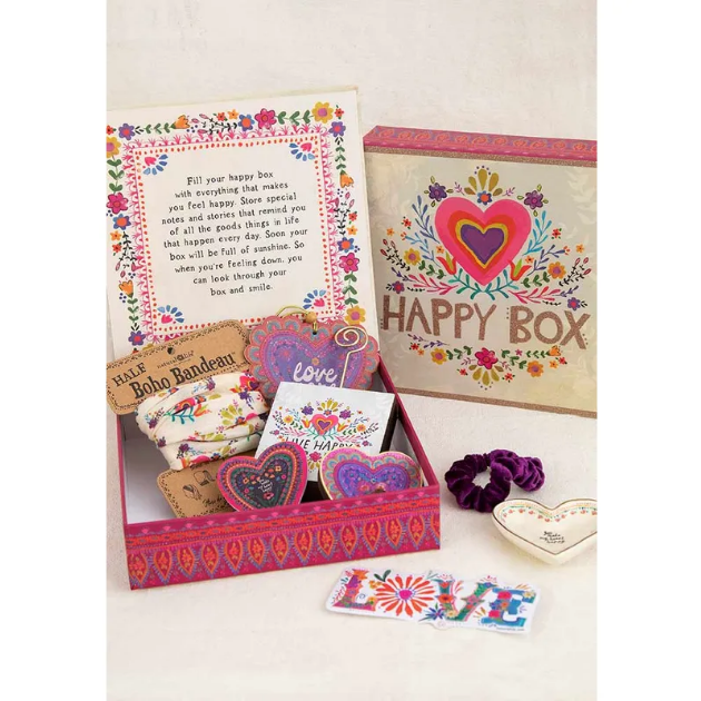 Heart Happy Box