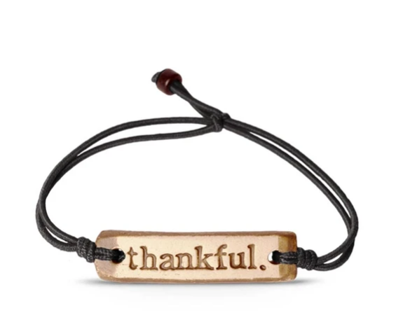 thankful. MudLOVE Bracelet