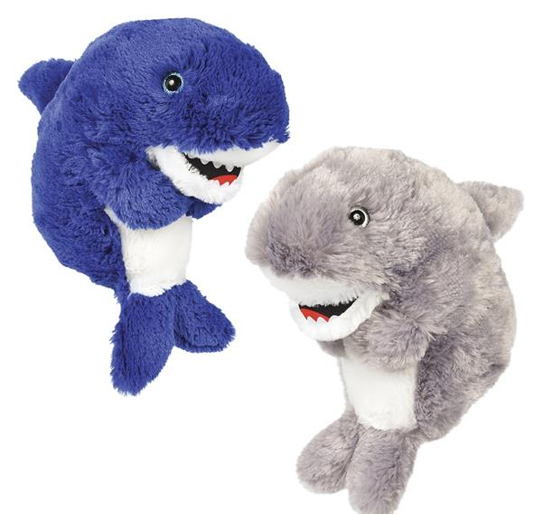 Totally Jaw-some Shark Plush