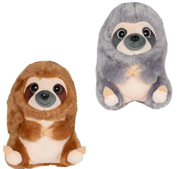 Don't Hurry, Be Happy Sloth Plush