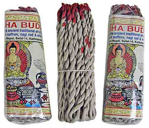 Tibetan Amitabha Buddha Rope Incense Sticks