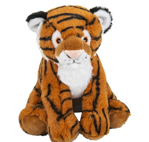 Earth Safe Buddies Tiger Plush