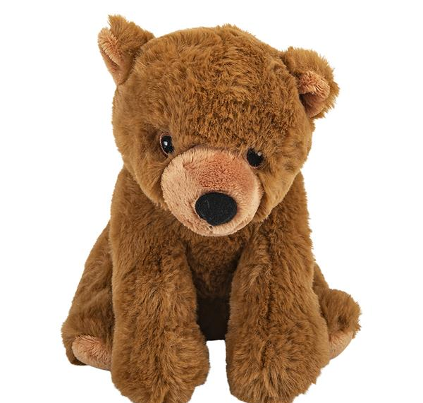 Earth Safe Buddies Grizzly Bear Plush