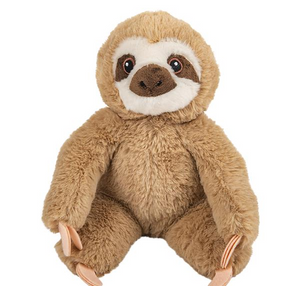 Earth Safe Buddies Sloth Plush