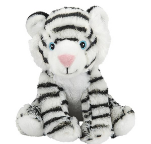Earth Safe Buddies White Tiger Plush