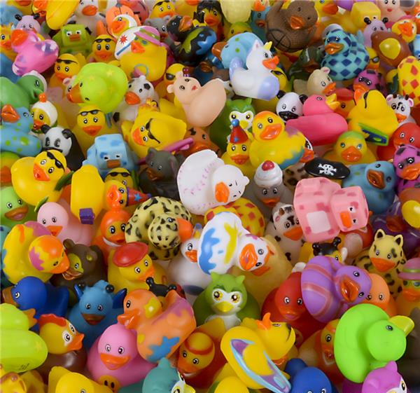 Mini Rubber Duckies