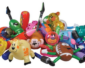Inflatables! 17 Super Awesome Varieties for Playtime Fun!