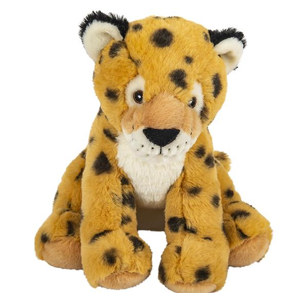 Earth Safe Buddies Cheetah Plush