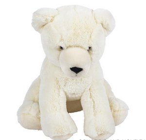 Earth Safe Buddies Polar Bear Plush