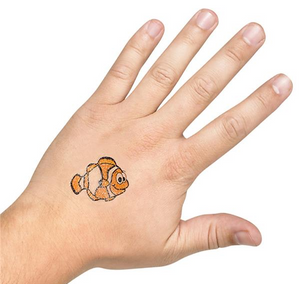 Bright and Fun Temporary Tattoos!