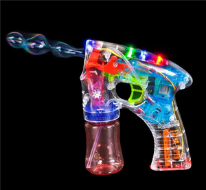 "5.5"" Light-up Bubble Blaster"