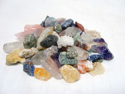 Assorted Crystal Blend Sample Bag (+ shipping)