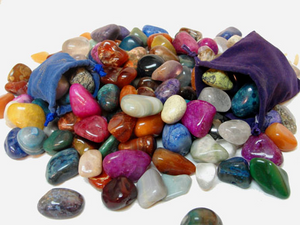 Nature's Treasures Tumbled Stones and Crystals