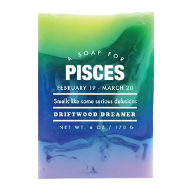 Astrology Soap Pisces