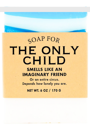 Soap for The Only Child ~ Smells Like an Imaginary Friend