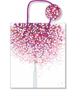 "Lollipop Tree Gift Bag (8.5"" x 10"" x 3.88"")"