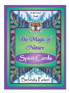 Nature Spirit Cards by Belinda Paton