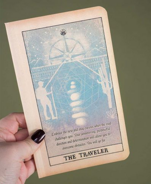The Traveler Recycled Notebook
