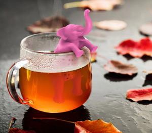 Good Fortune Elephant Tea Infuser