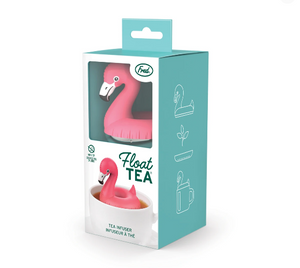 Pink Flamingo Floaty Tea Infuser