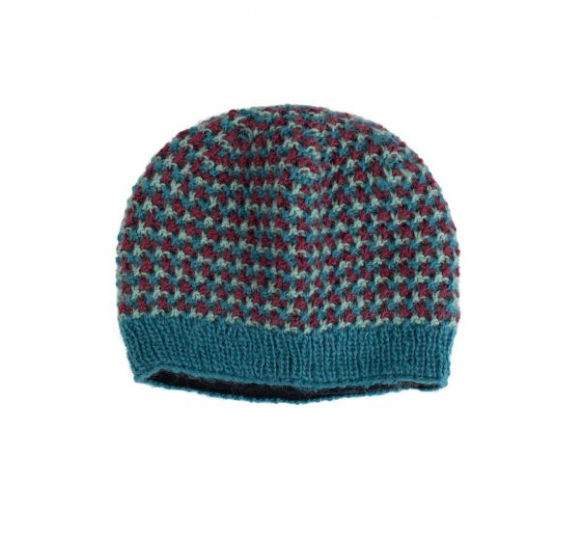 New Day Wool Hat Handcrafted in Nepal