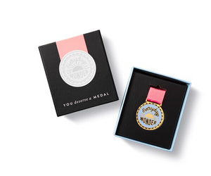 Everyday Wonder Medal Award Gift