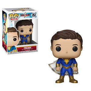Funko Pop Vinyl Figurine Freddy from DC Shazam