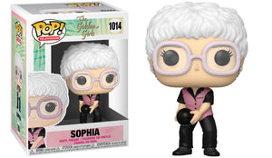 Funko Pop Vinyl Figurine Bowling Outfit Sophia Petrillo #1014 - The Golden Girls