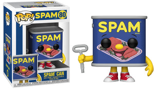 Funko Pop Vinyl Figurine Spam Can #80 - Ad Icon