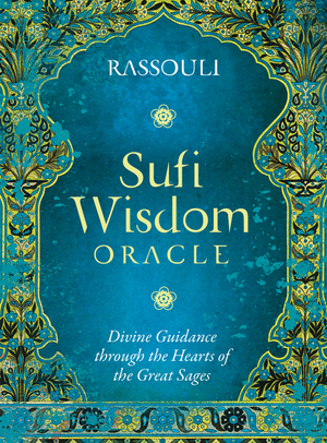 Sufi Wisdom Oracle Card Deck