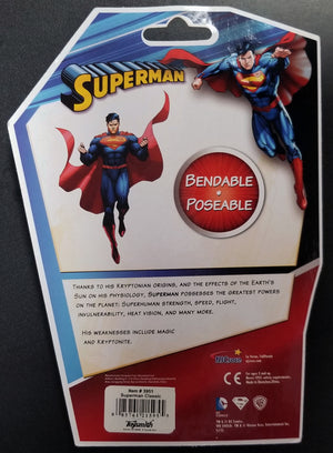 Modern Superman Bendable Figure