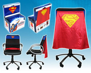 Superman Chair Cape The Original Chair Cape Kal-El Man Of Steel DC Comics