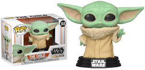 Funko Pop Vinyl Figurine The Child #368 - The Mandalorian - Baby Yoda - Star Wars