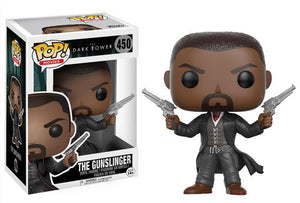 Pop! Funko Vinyl Retired Figure The Gunslinger Roland Deschain The Dark Tower Idris Elba