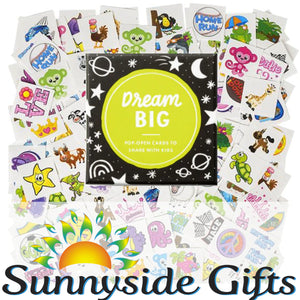 """Dream Big!"" Happy Day Surprise Smiles for Kids (FREE shipping*)"