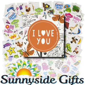 """I Love You!"" Happy Day Surprise Smiles for Kids (FREE shipping)"