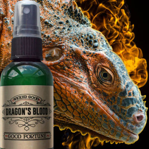 Wicked Good Dragon's Blood ~ Good Fortune Spray