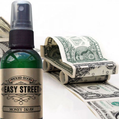 Wicked Good Easy Street ~ Money Draw Spray