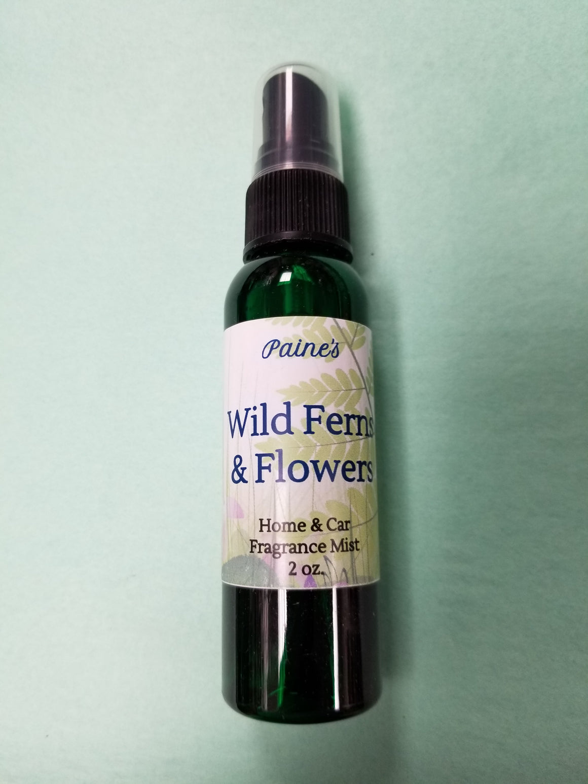 Wild Ferns & Flowers Home & Car Mist Fragrance Spray